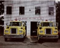 Original Firehouse Eng Company #1